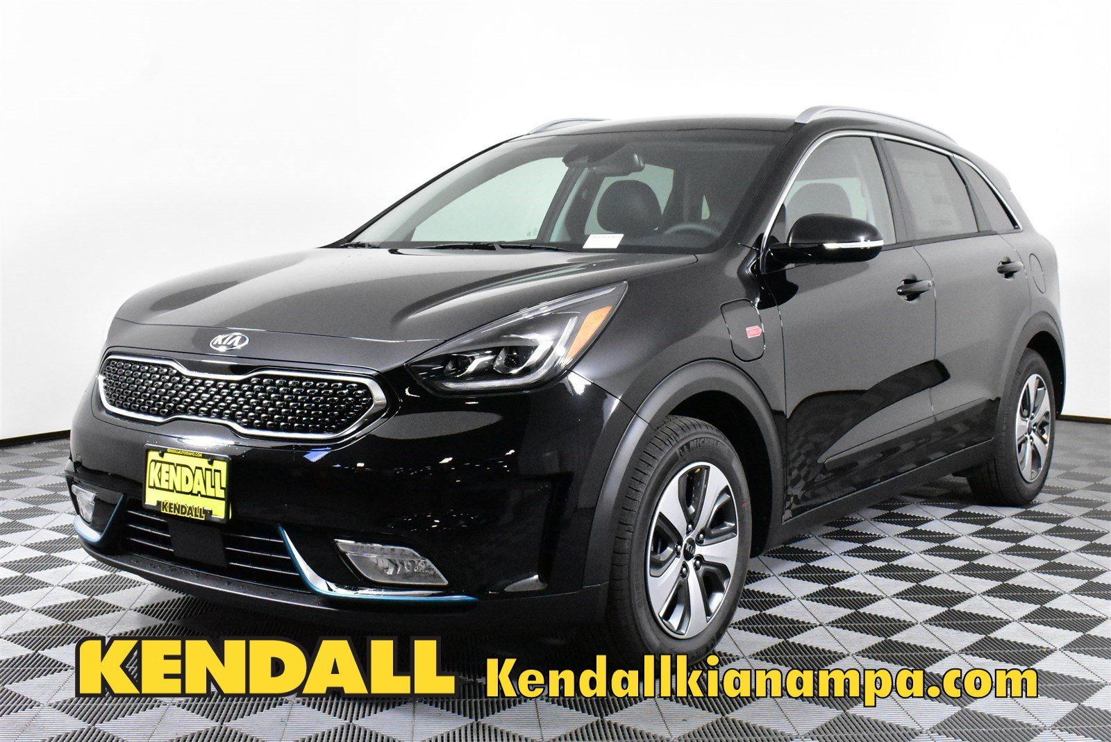 new 2019 kia niro plug in hybrid ex premium in nampa. Black Bedroom Furniture Sets. Home Design Ideas