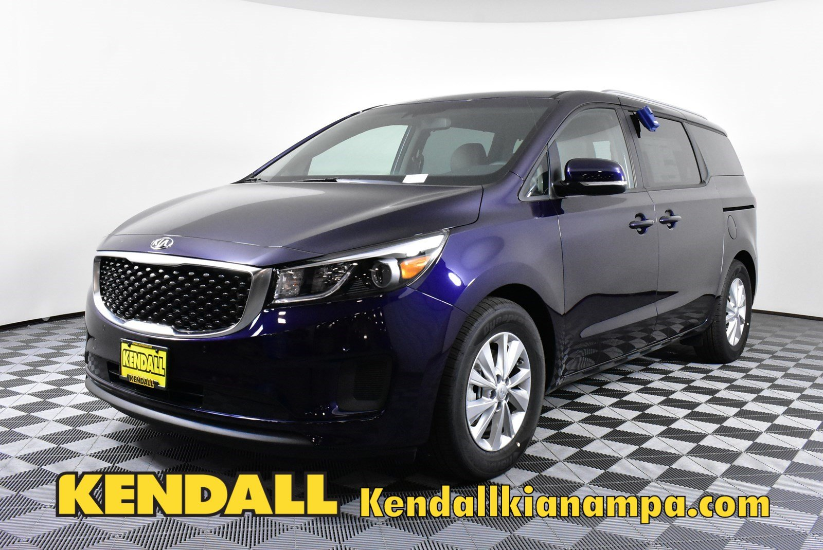 Lease a New 2018 KIA Sedona LX