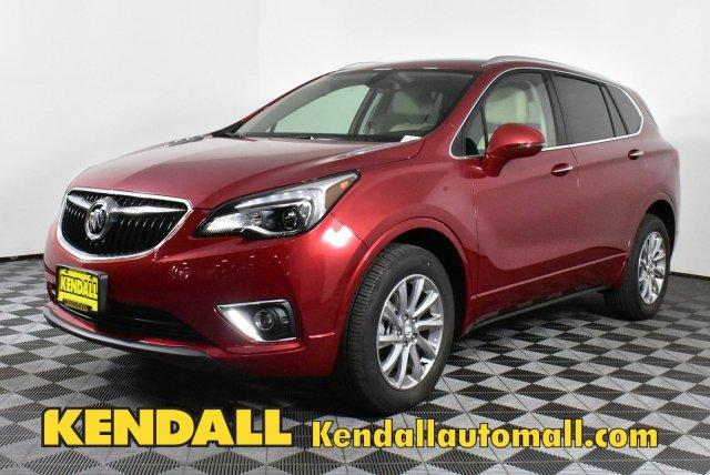 Lease a New 2020 Buick Envision Essence AWD
