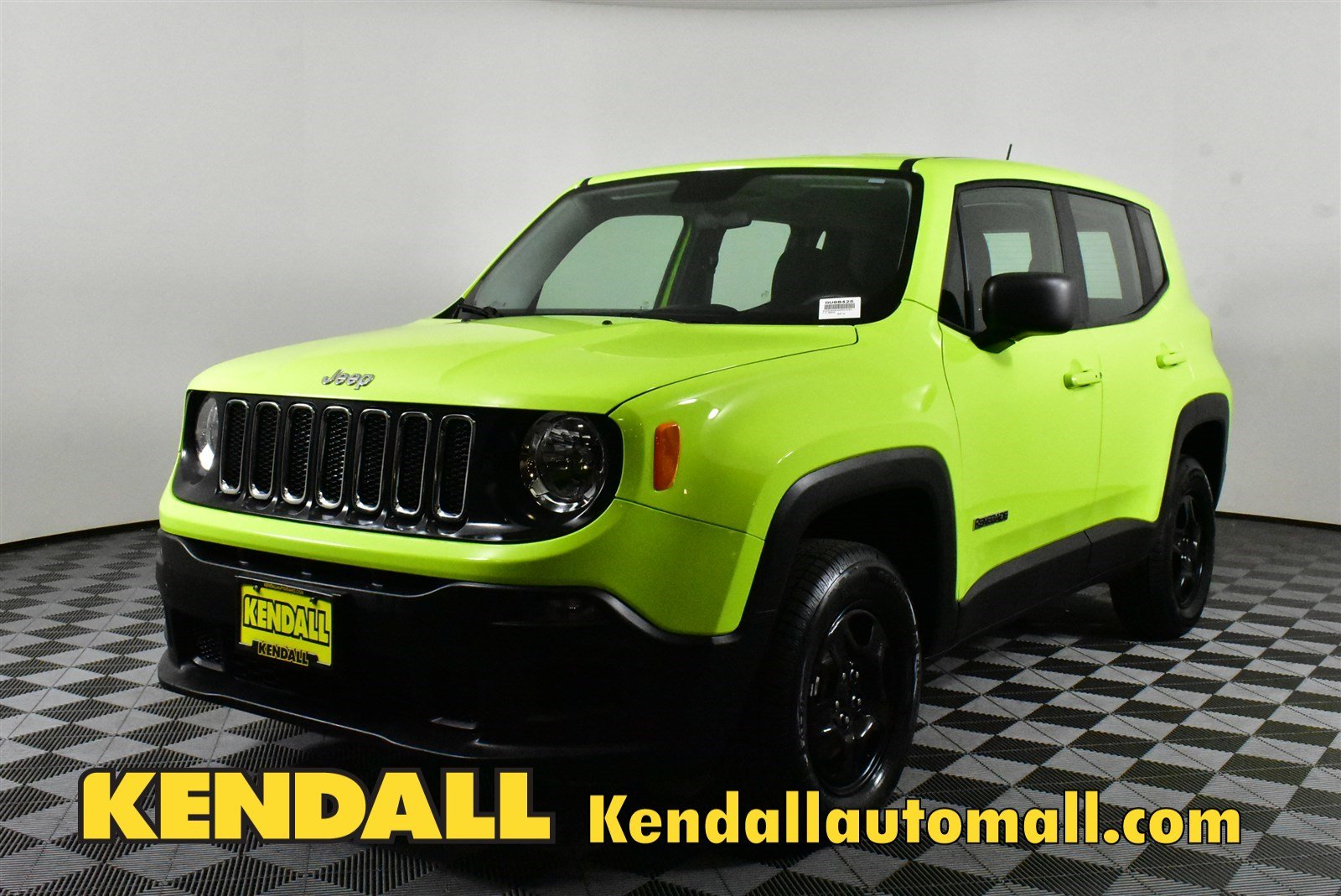 Pre Owned 2017 Jeep Renegade Sport In Nampa Du88425 Kendall At The Idaho Center Auto Mall