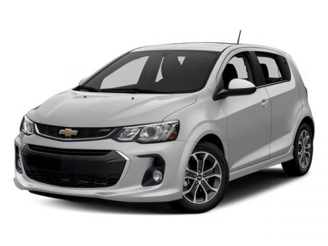 Certified Pre-Owned 2018 Chevrolet Sonic LT