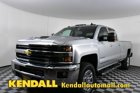 New 2019 Chevrolet Silverado 3500HD LTZ 4WD