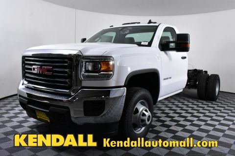 New 2018 GMC Sierra 3500HD RWD
