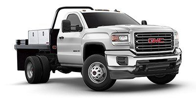 New 2018 GMC Sierra 3500HD 4WD