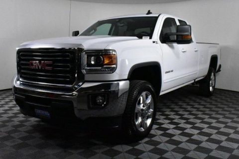 Certified Pre-Owned 2016 GMC Sierra 2500HD SLE