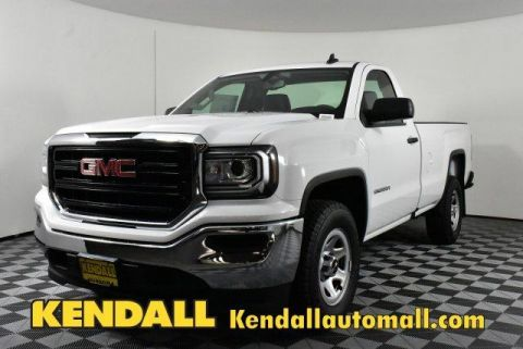 New 2018 GMC Sierra 1500