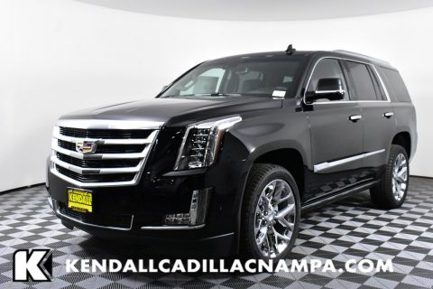 New 2018 Cadillac Escalade Premium Luxury 4WD