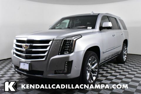 New 2019 Cadillac Escalade Premium Luxury 4WD