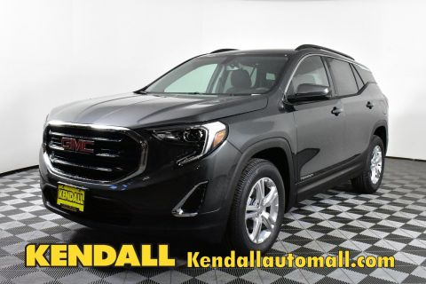 New 2019 GMC Terrain SLE AWD