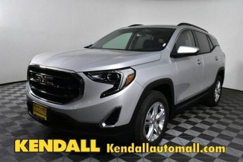 New 2019 GMC Terrain SLE