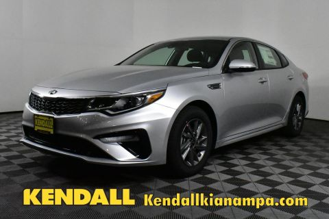 New 2020 Kia Optima LX