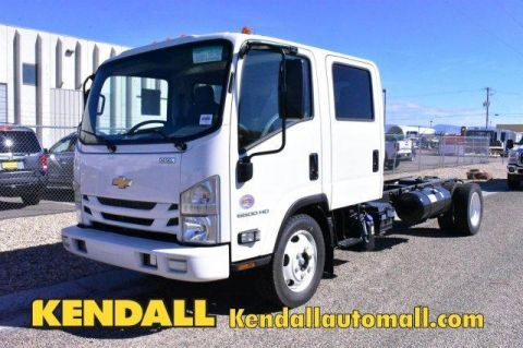 New 2019 Chevrolet Low Cab Forward 5500HD Diesel
