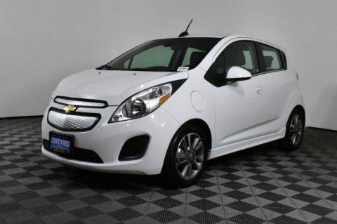 Certified Pre-Owned 2016 Chevrolet Spark EV LT